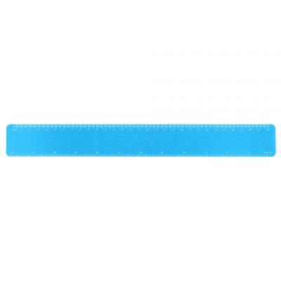 Recycled 30cm Flexi Ruler - Light Blue