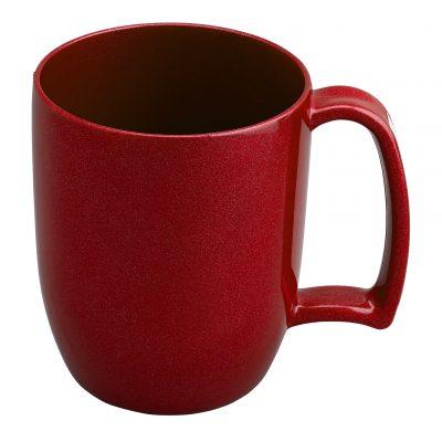 Recycled Kafo Coffee Mug - Red