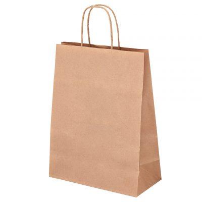 Kraft A4 Bag