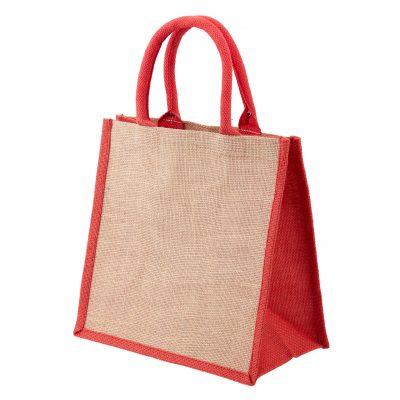 Brighton Jute Coloured Bag