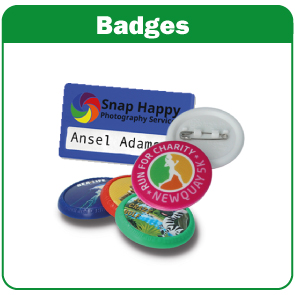 Recycled Badges Image