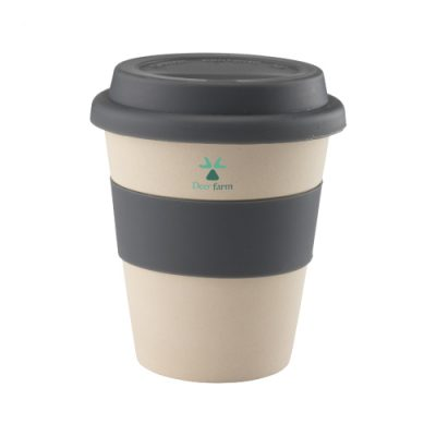 Eco Bamboo Mug - Grey